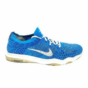Nike Air Zoom Fearless Flyknit City White Blue